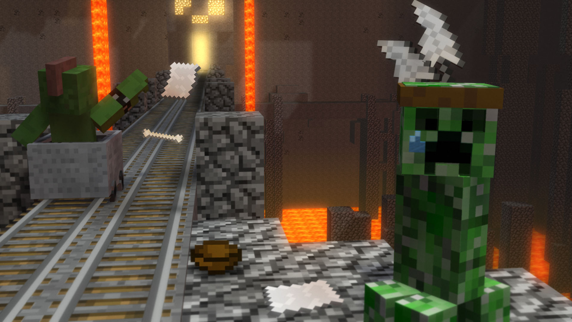 Minecraft Fond d'écran Minecraft - Fond D'ecran Minecraft