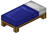 Blue Bed (Block)<br>