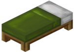 Green Bed (Block)<br>