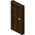 Dark Oak Door<br>