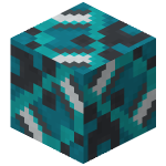 Cyan Glazed Terracotta<br>