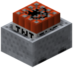 Minecart with TNT<br>