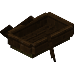Dark Oak Boat<br>