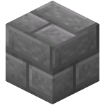 Double Stone Bricks Slab<br>