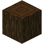 Dark Oak Log<br>