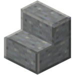 Polished Andesite Stairs<br>