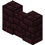 Nether Brick Wall<br>
