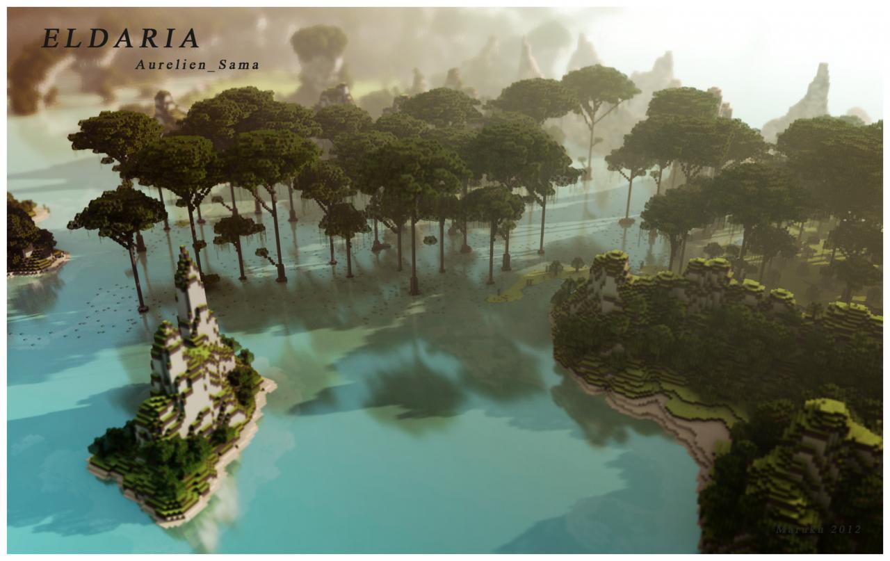 Minecraft Map Minecraft Tropica Islands V2