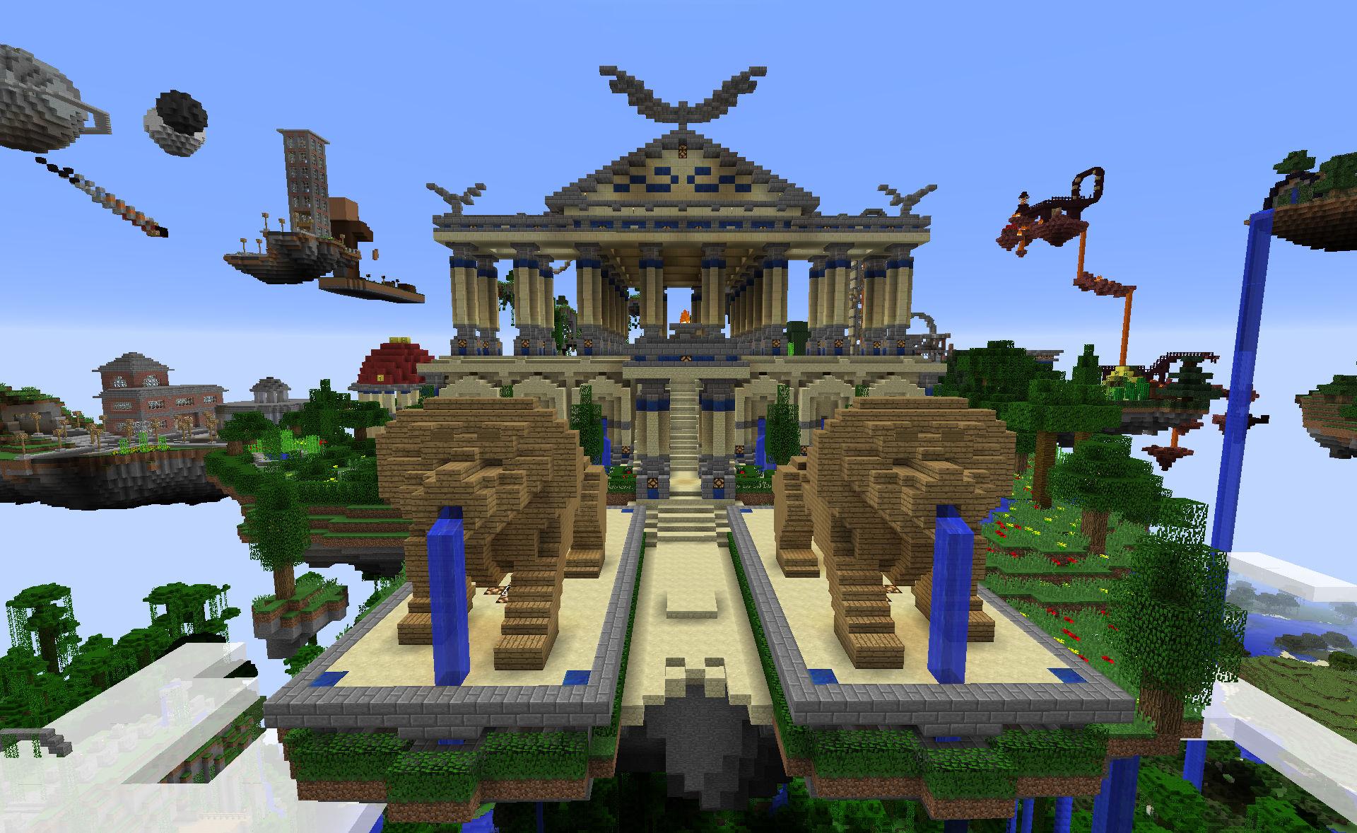 Minecraft Telecharger Des Maps Pour Minecraft