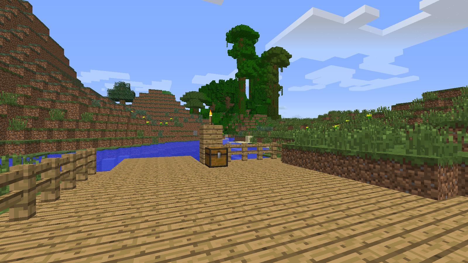 Minecraft Map Minecraft : 4eme Carte Didacticiel Xbox360