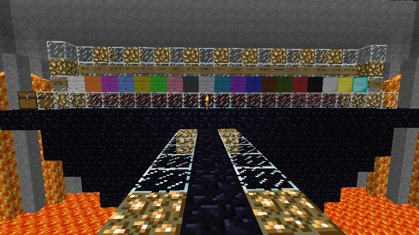 Minecraft Map Minecraft : Inferno Mines