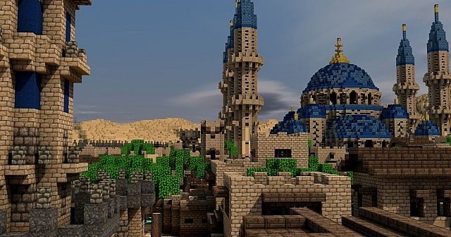 minecraft map minecraft   city of troy  troie