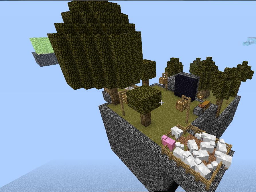 Serveurs Build Minecraft