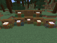 Mod Minecraft More Berries