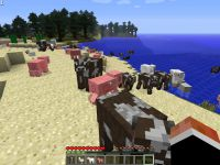 Mod Minecraft Craftable animals
