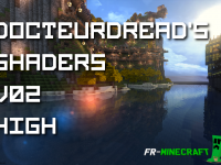 Mod Minecraft DocteurDread's Shaders V02 High
