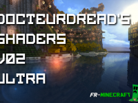 Mod Minecraft DocteurDread's Shaders V02 Ultra