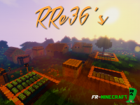 Mod Minecraft RRe36's Shaders v7 Extreme