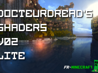 Mod Minecraft DocteurDread's Shaders V02 Lite