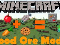 Mod Minecraft Food Ore