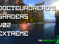 Mod Minecraft DocteurDread's Shaders V02 Extreme