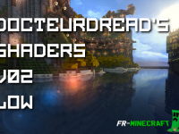 Mod Minecraft DocteurDread's Shaders V02 Low