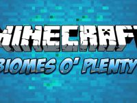Mod Minecraft Biome O'Plenty