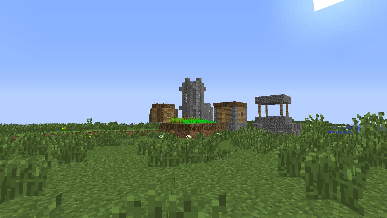 Spawn des villageois | Minecraft.fr - Forum