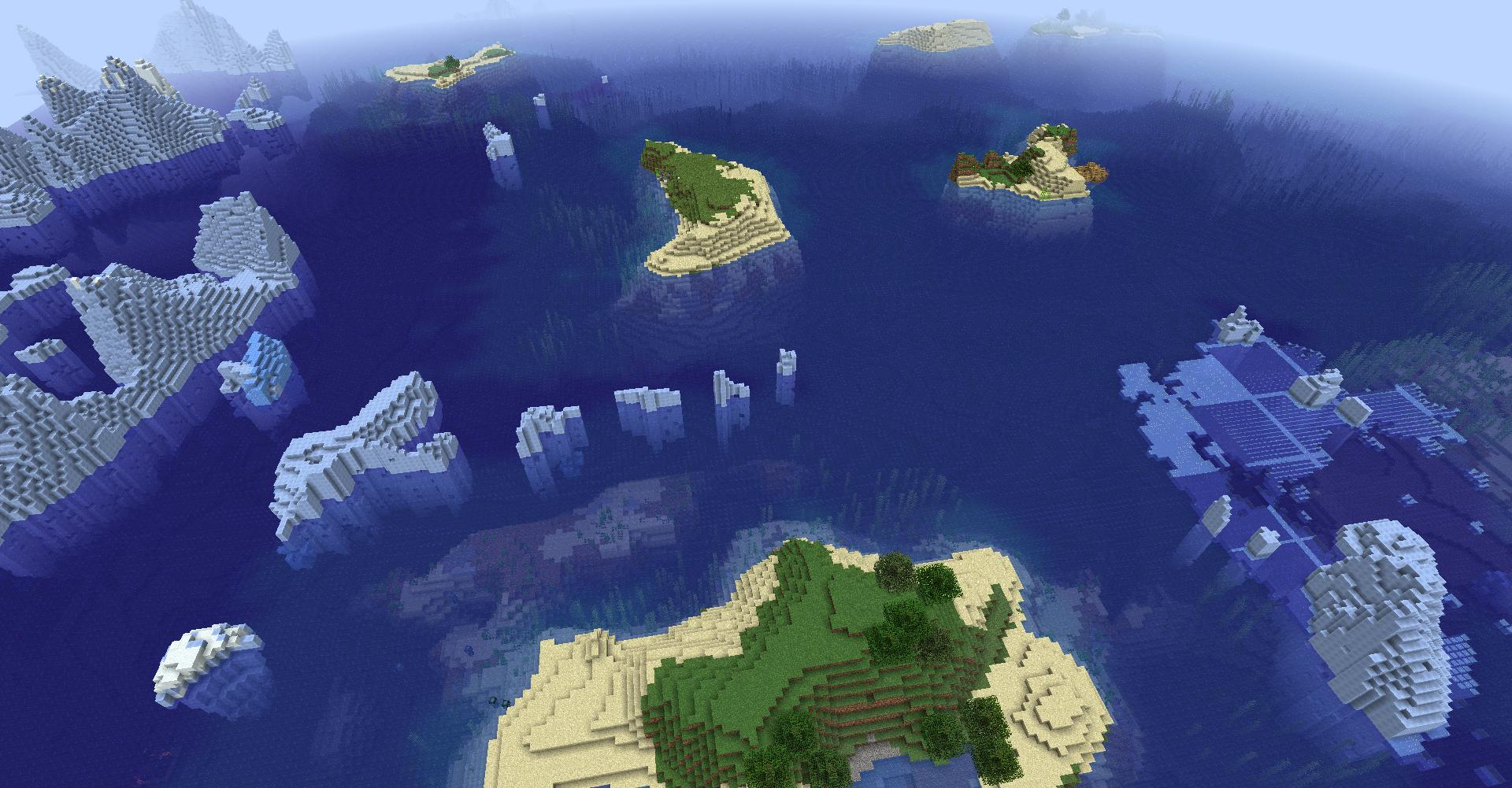 Minecraft Seeds pour Minecraft