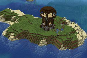 L'île des pilleurs