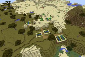 Villages PNJ du désert + Monument