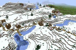Villages enneigés