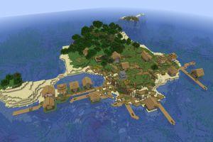 Île habitée