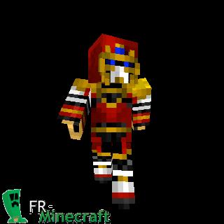 Shériff de l'Espace Skyfire - power rangers super ninja steel