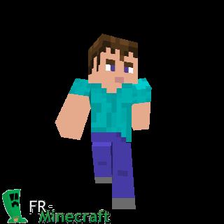 Steve Minecraft 2.0