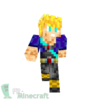Minecraft Skins Et Habillages Minecraft - Skins para minecraft pe trunks