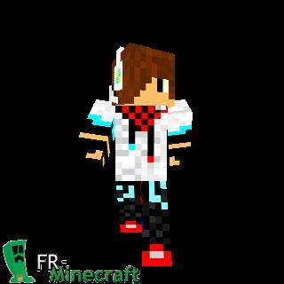Minecraft Skin Minecraft : Ado cool