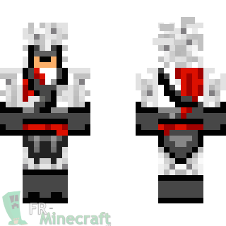 Minecraft Skin Minecraft Assassins Creed - Skin para minecraft pe de assassins creed