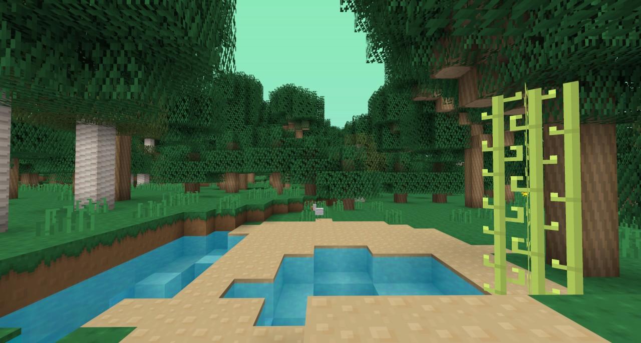 Minecraft Texture Minecraft : Sandy Dreams (1.9)