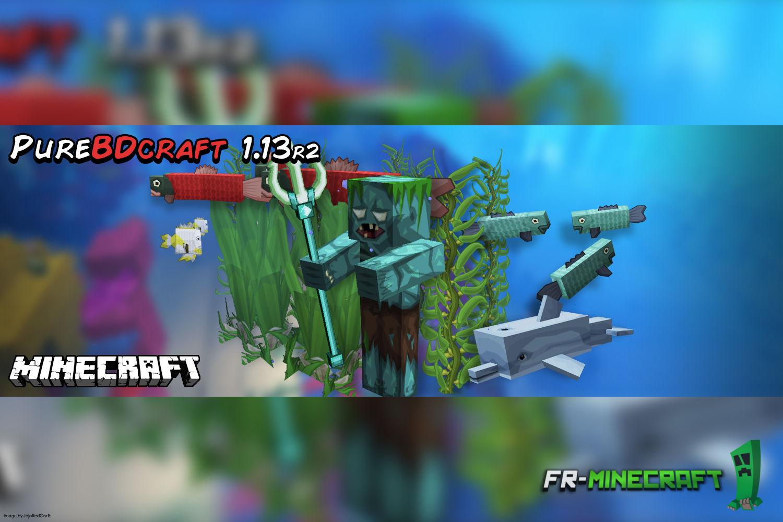 Minecraft Texture Minecraft Purebdcraft 113