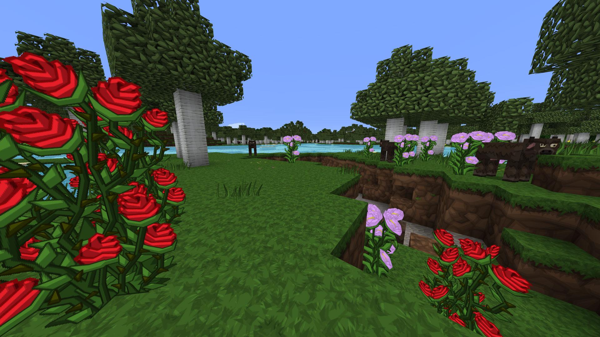 Minecraft Texture Minecraft : PureBDcraft (1.13)
