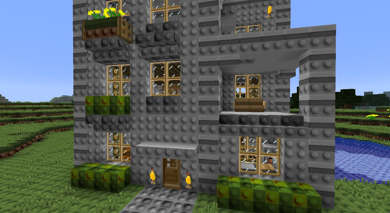 Minecraft Texture Minecraft : Legopak (1.6.4)
