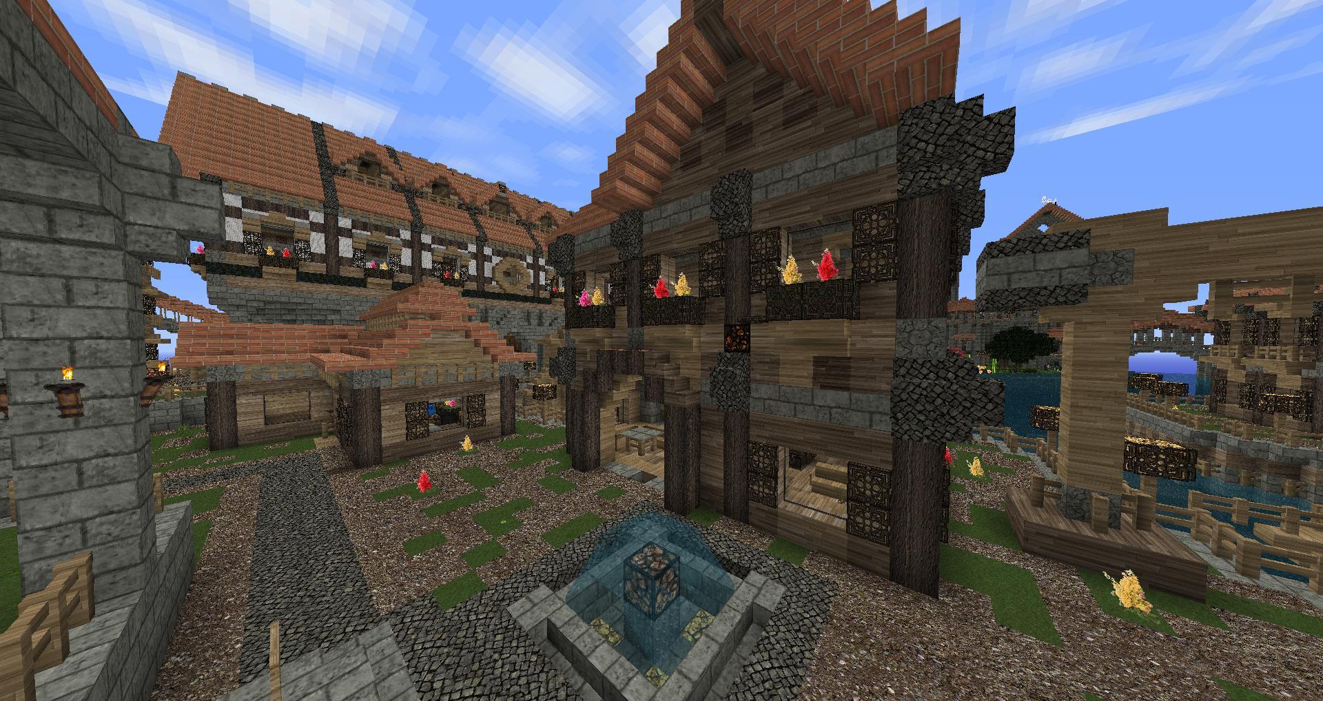 Minecraft Texture Minecraft : Ravand's Realistic (1.6.4)