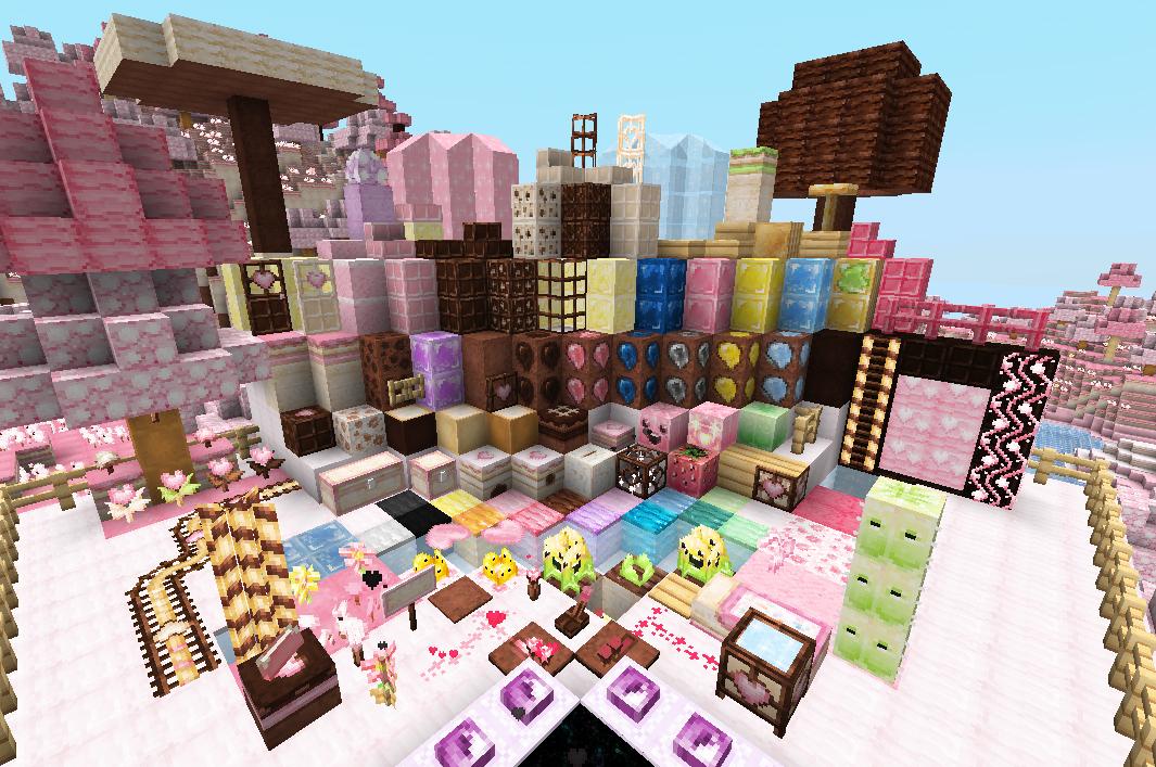 Minecraft Texture Minecraft : High on Sugar (1.2.5)
