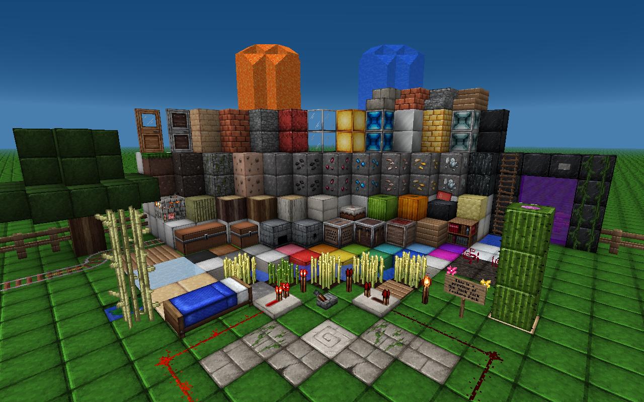 Minecraft Texture Minecraft : Junk Jack (1.2.5)
