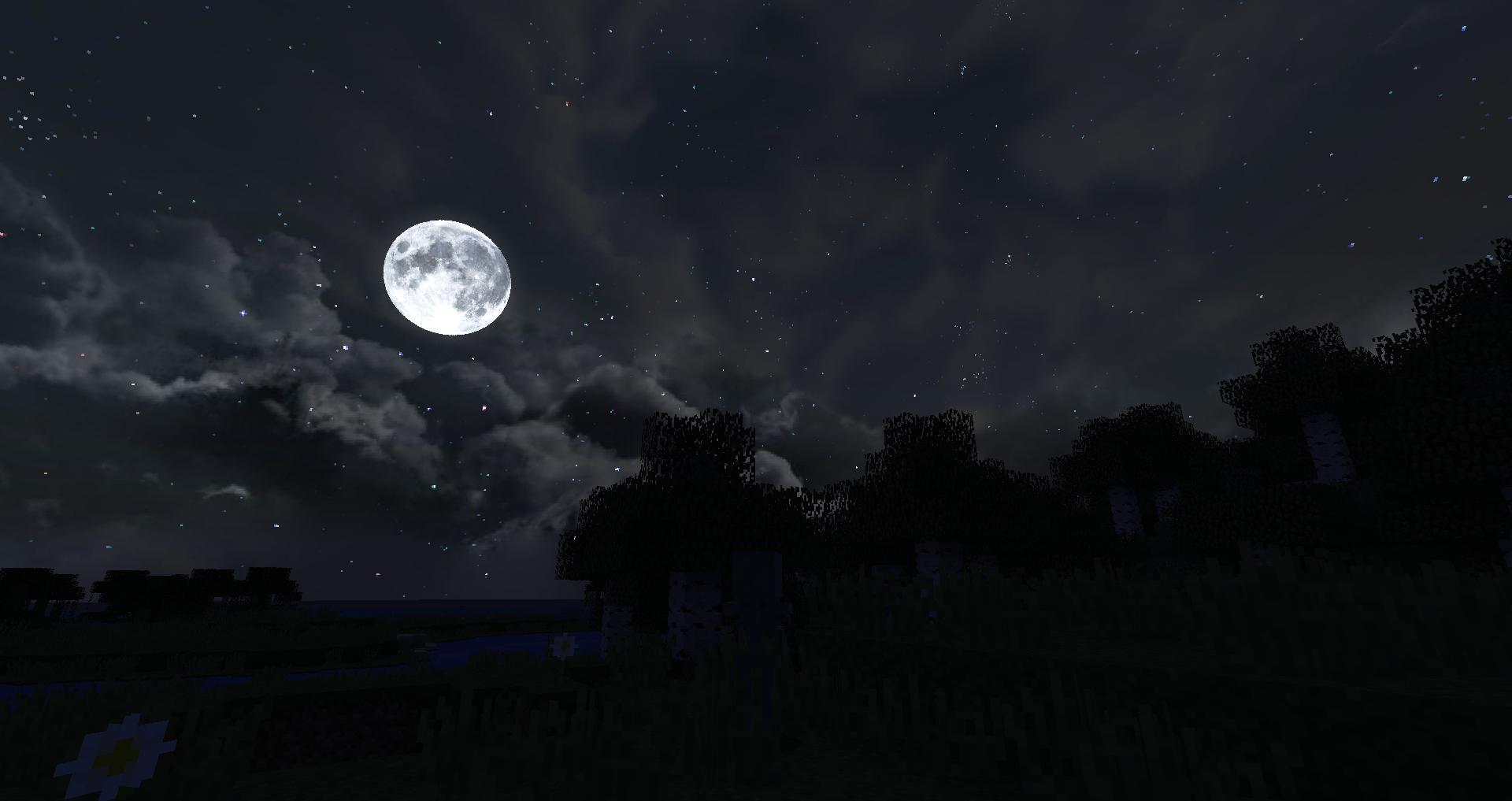 Minecraft Texture Minecraft : Dramatic Skys (1.8.8)