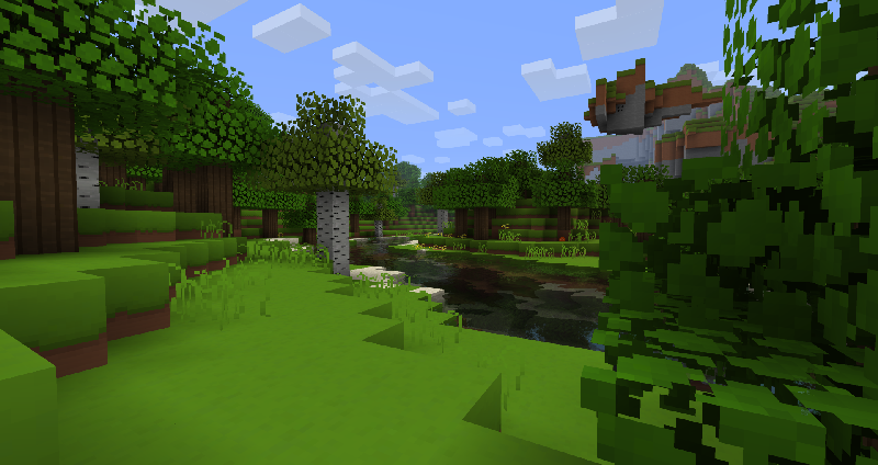 Minecraft Texture Pack 1 Olive Amaelis Collection