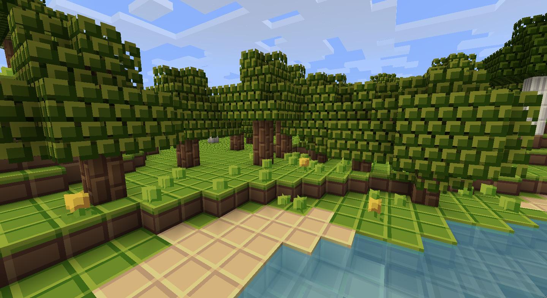 Minecraft Texture Minecraft : Tiny Pixels (1.6.4)