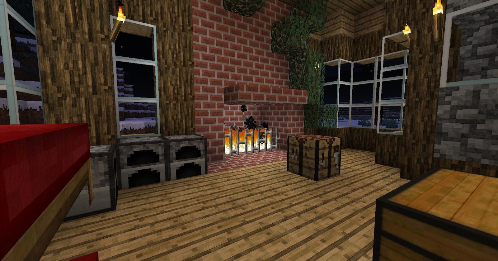 Minecraft Texture Minecraft : R3D.craft (1.7.2)