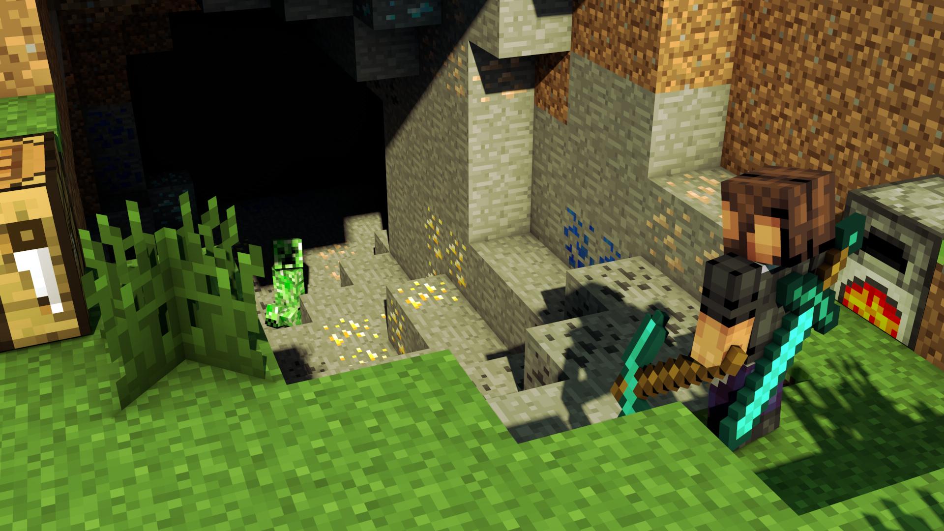 Minecraft Fonds d'écrans - Fond D'ecran Minecraft